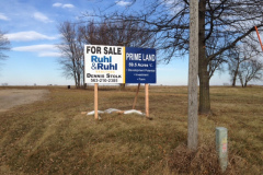 Ruhl & Ruhl real estate signage