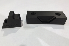 Composite soft jaws 3D print