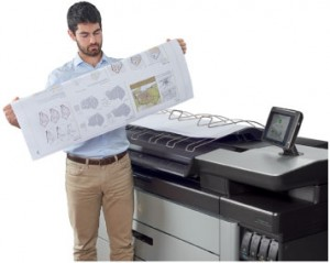 color printing cad blueprints