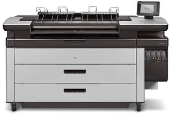 HP PageWide XL 4100/4600 Printer series