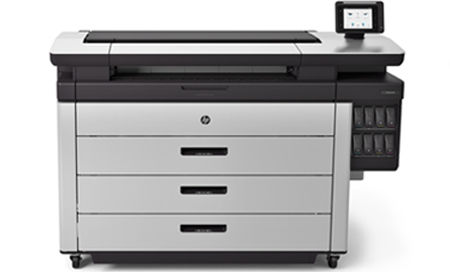 HP PageWide XL 8000 Printer