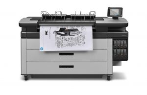 HP PageWide XL 6000 Printer series