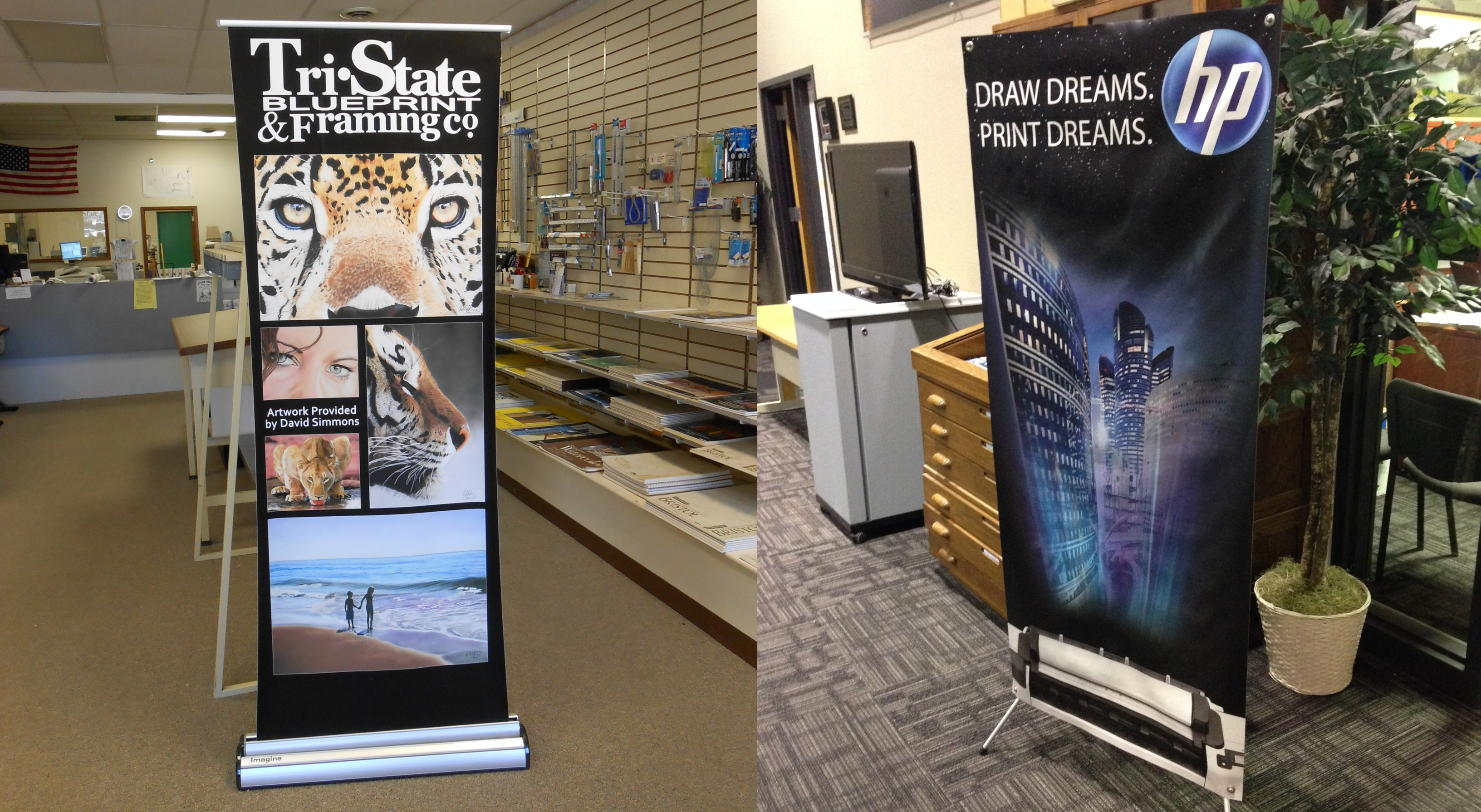 Trade Show Booth Graphics : Portable trade show displays trade show backdrop seg systems