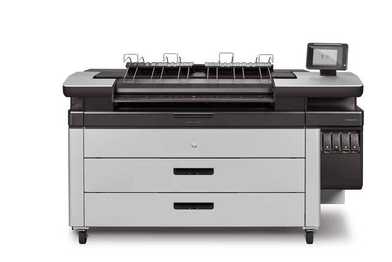 HP PageWide XL 3900 Printer Series